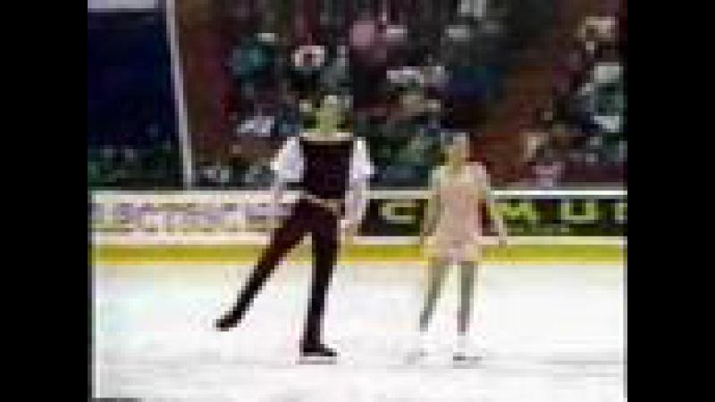 Gordeeva Grinkov: 1990 World Championships Romeo Juliet