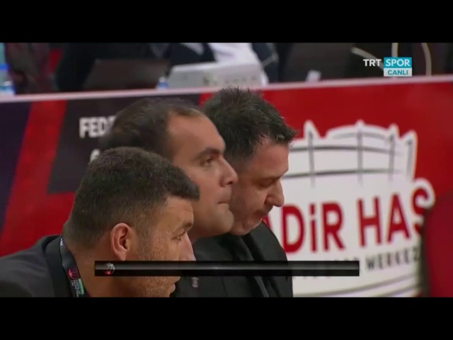 AGU Spor vs Galatasaray KBL 10 Hafta 16 12 2017