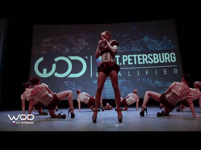 AGNY 1st Place Upper Winner Circle World of Dance St Petersburg 2017 WODSPB17