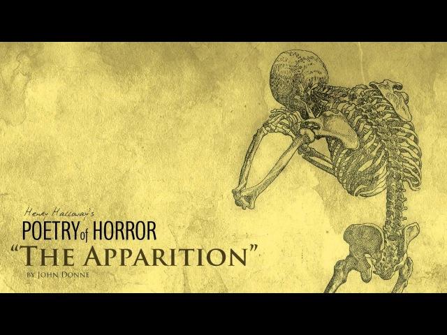 The Apparition - John Donne