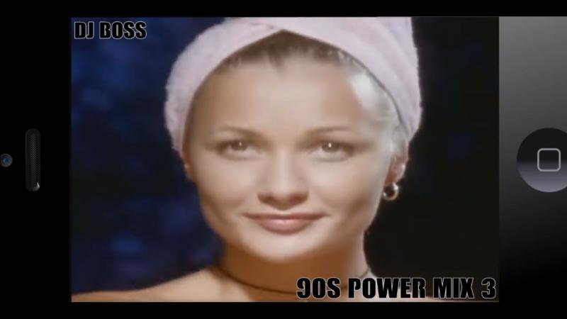 Dj Boss - 90s Power Mix 3
