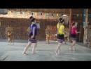 Тайский народный женский танец
