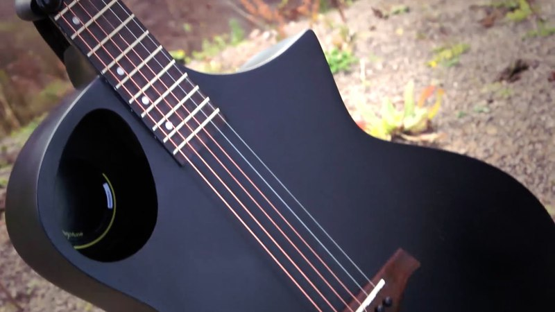 Lindo Guitars - Neptune Electro-Acoustic Guitar - Overview