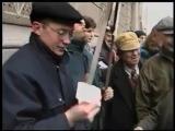 Минск. 10 декабря 1996 г. Пикет в день прав человека.| History Porn
