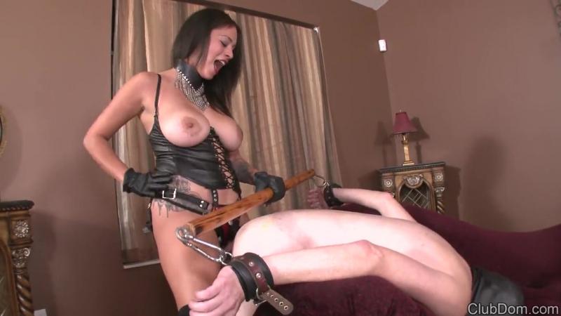 MEGANS ASS BITCH 1 Mistress Leather Fem Dom Anal Strap On Latex Fetish BDSM Bondage
