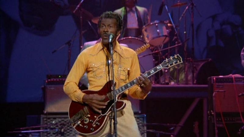 Chuck Berry Sweet Little Sixteen '6 Jam feat Keith Richards