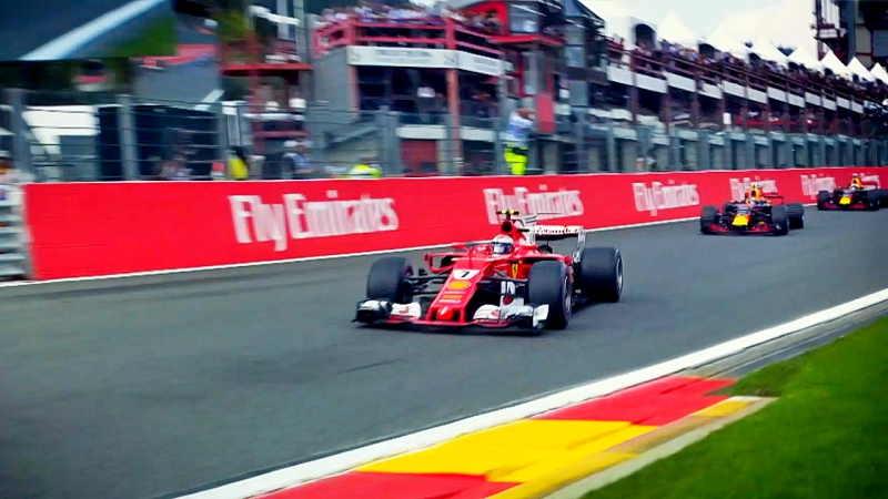 FIA F1 World Championship 2017 (Prize Giving)