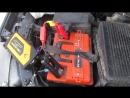 JUMP STARTER MULTI заводим на морозе Toyota Carina E 2 0 с севшим АКБ