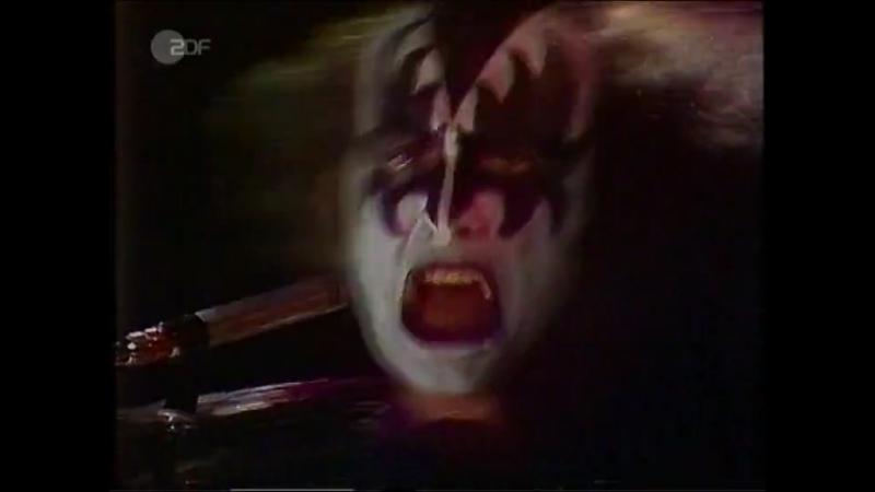 Kiss - Shes So European(1980)Она такая европейка