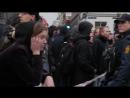 Демонстрации За Свободу в Дании Борода Викинга