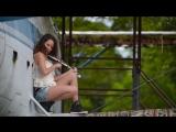 Subeme La Radio (Enrique Iglesias) - Electric Violin Cover ¦ Caitlin De Ville
