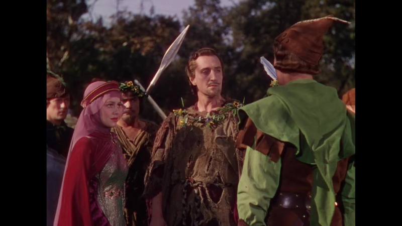 The Adventures of Robin Hood 1938 (Commentary)