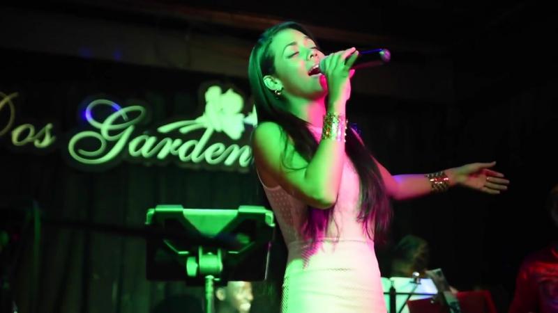 Laritza Bacallao- Concert in Dos Gardenias