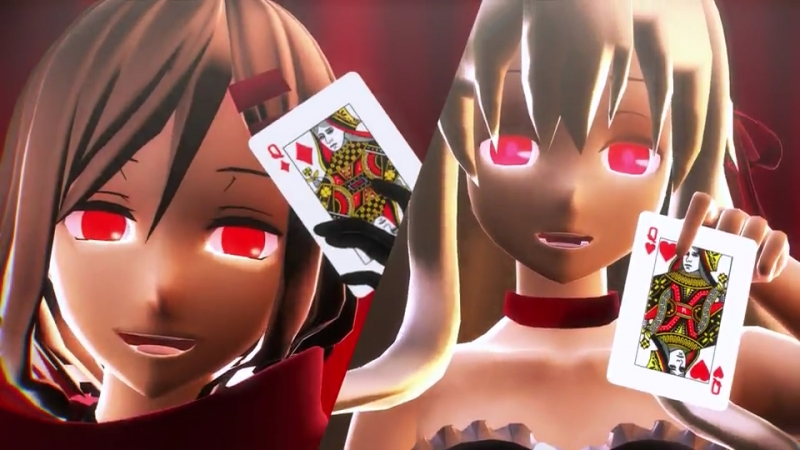 【MMDカゲプロ】アヤノとマリーでDeal with the devil