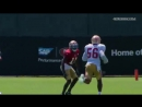 Camp Highlight Reuben Foster Records Another Int
