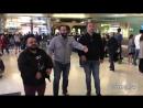 American Airport Pick Up VS. Armenian Airport Pick Up