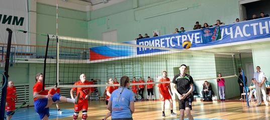 Первые результаты городской Спартакиады трудовых коллективов и учащейся молодежи