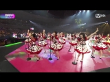 1st Session 2017 MAMA in Japan AKB48CHUNG HAWeki MekiPRISTINfromis_9Idol School Class 1_ITS SHOWTIME