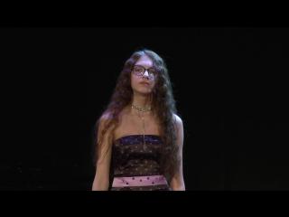 Эмилия - Hymne à l'amour (Edith Piaf)