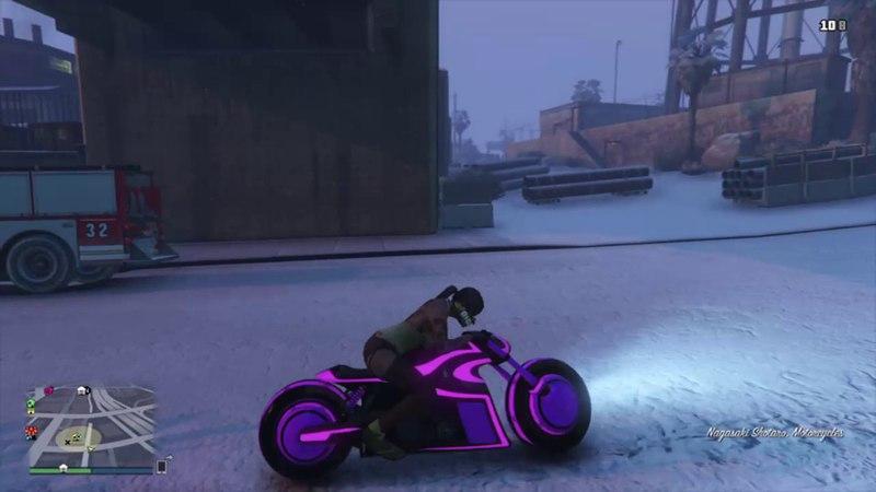 Grand Theft Auto V mortal kombat jade vs kitana