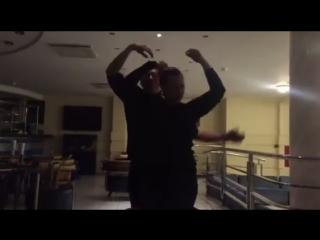 Gangnam Style от Ольги Тумайкиной, Уланбека Баялиева и Леонида Бичевина