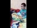сынуля про динозавров рассказывает