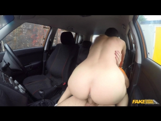 FakeDrivingSchool - Jasmine Lau Ryan Ryder - Creampie climax for sexy learner [Blowjob, Sex, New Porno, 2017, Минет, HD]