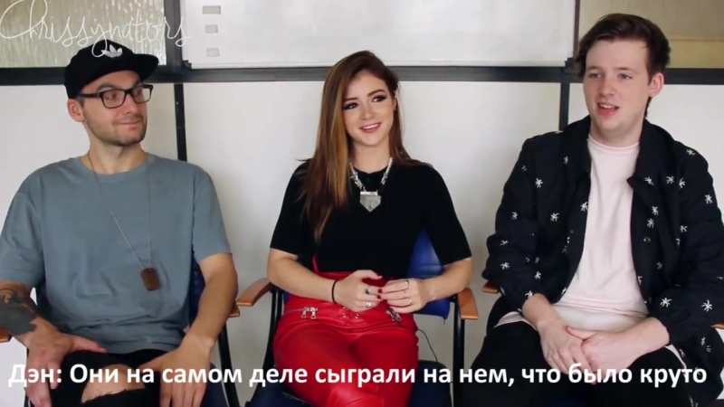 Against The Current - Uptown Funk (Video History) RUS SUB