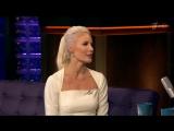 Елена Летучая в «Вечерным Урганте» рассказывает о том, как начала работать на телевидении