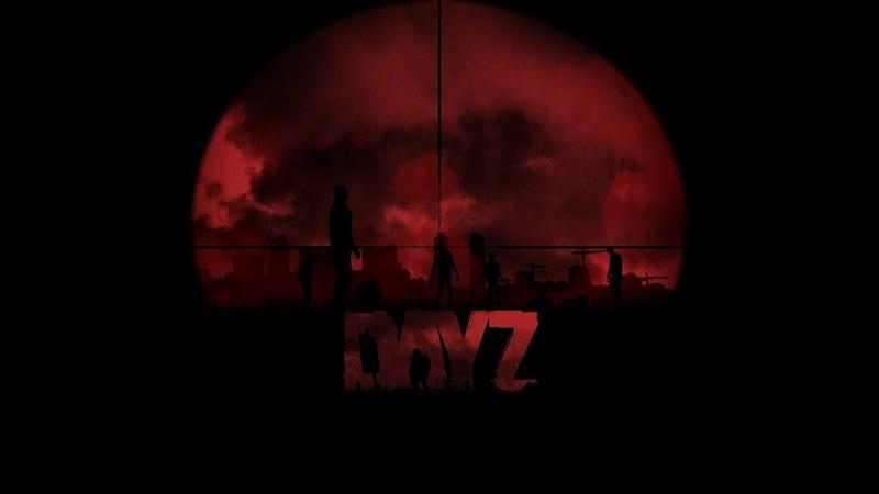 Dayz mod реальное выживание - 1 (Ночь )