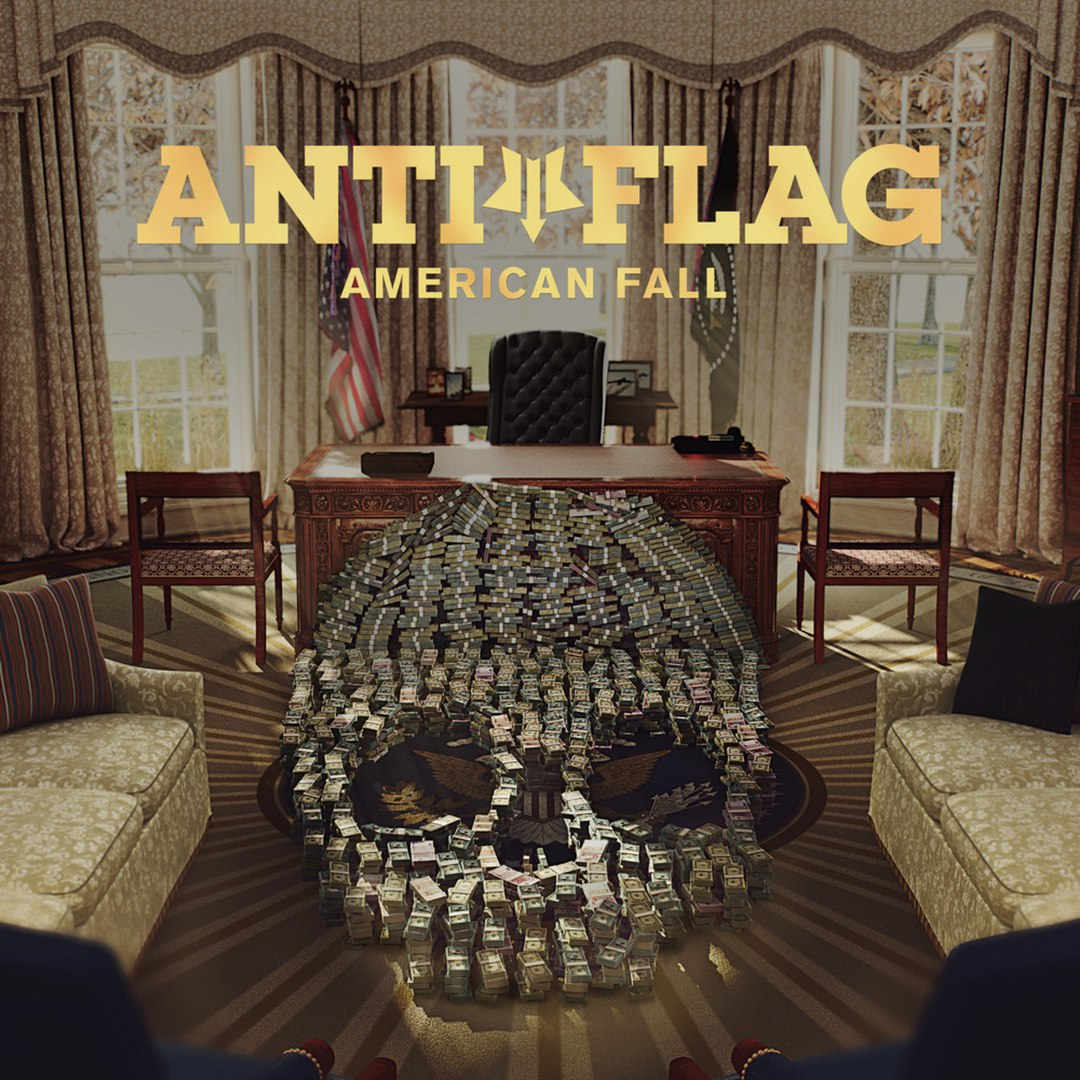 Anti-Flag - The Criminals [single] (2017)