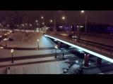 Освещение автомобильного моста, г. Белгород, пр-т Богдана Хмельницкого[1]