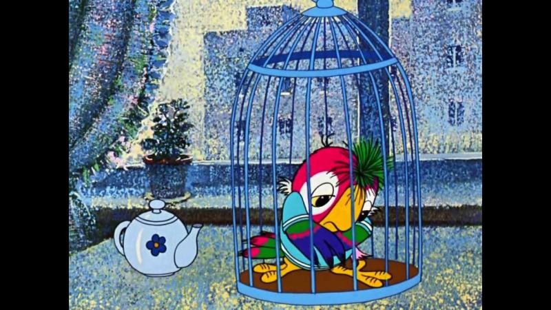 Свободу попугаям! (1)