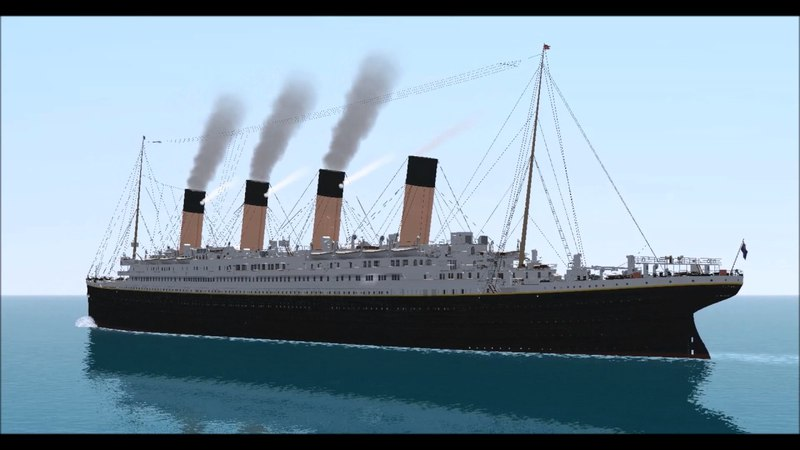 RMS Titanic - The Birth and Death of A Dream
