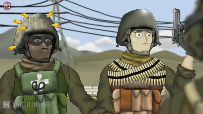Друзья по Battlefield - 1 сезон