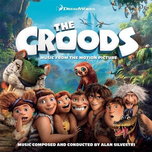 Alan Silvestri альбом The Croods