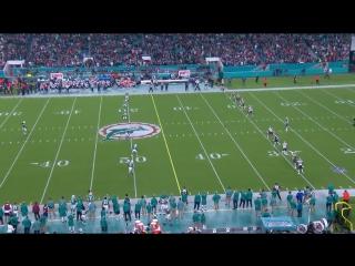 NFL 2017-2018 / Week 14 / New England Patriots - Miami Dolphins / 11.12.2017 / EN