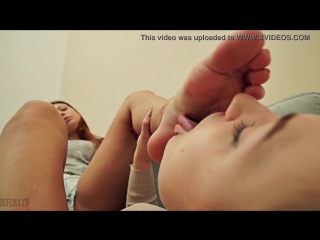Ass Pussy And Feet Worship Lesbians