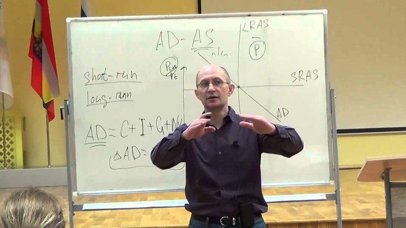 Лекция 12 Модель AD AS Мультипликаторы