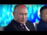 Самый важный анекдот от Путина