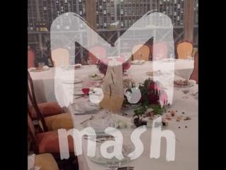 Потолок рухнул на гостей во время свадьбы в ресторане на Рублевке