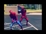 То чувство когда ты человек паук :D (multisa)