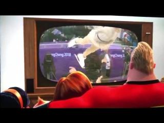 Новый тизер-ролик «Суперсемейки 2» / The Incredibles 2