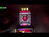 Самые красочные фейерверки, которыми в разных странах встретили первые минуты нового, 2018 года