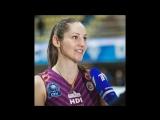 Highlight - Tatiana Kosheleva vs Fenerbahce - Eczacibasi - Vakifbank - Round 2 - Turkish League