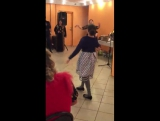 Патрина танцует!