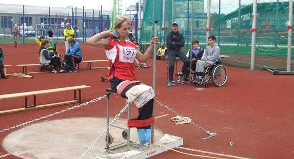 Студенты МЭКИ приняли участия в Чемпионате России по лёгкой атлетике