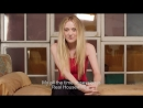 Dakota Fanning on reality television and the last text she sent