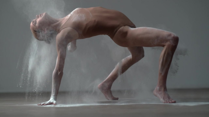 NARCISSE magazine - NUDE ISSUE - DANCER FannySage- PHOTOGRAPHY Damien Krisl