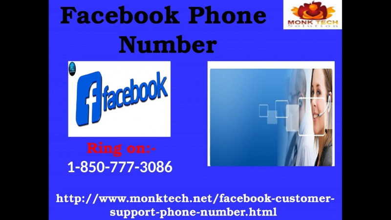 Suffering from security issues? Call at Facebook Phone Number 1-850-777-3086.